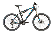 Cube AMS 130 Pro MTB grijs/blauw